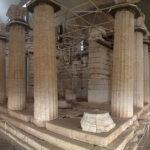 Temple of Epicurius Apollon